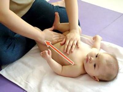 婴儿脖子按摩手法图解