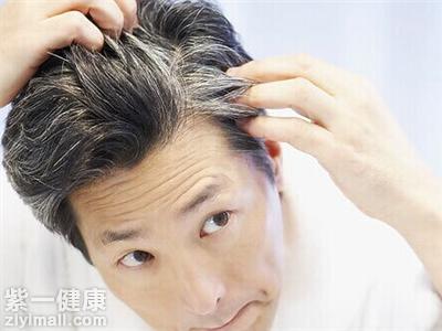 白发吃什么变黑发 六种食物帮您白发变黑发图片