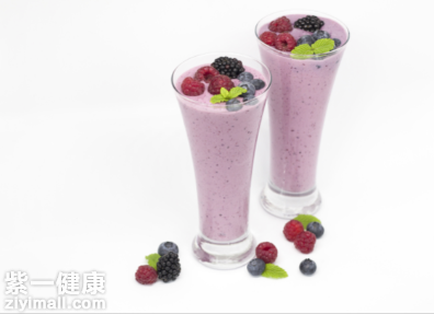 水果奶昔的搭配大全 四款奶昔美味又营养