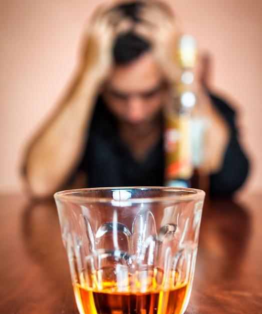 Алкоголизм с собачьим калом