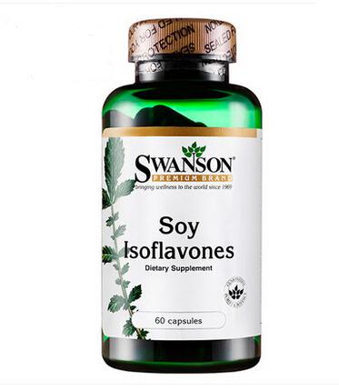 斯旺森大豆异黄酮15mg/60粒 雌激素补充 产品图片