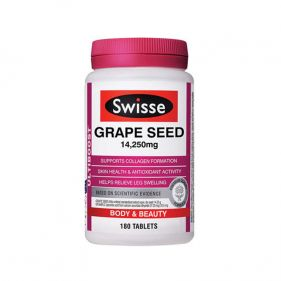 Swisse/瑞思 天然抗氧化葡萄籽精华