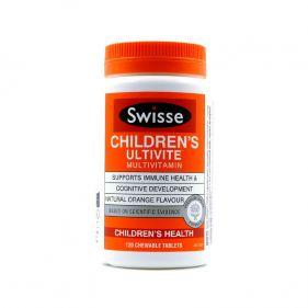 澳洲Swisse 儿童复合维生素 120粒*瓶