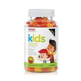 美国 GNC/健安喜 儿童复合维生素软糖 120片*瓶