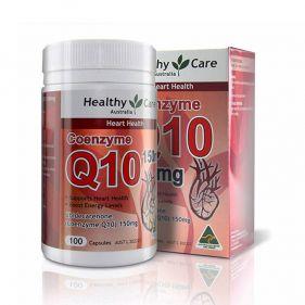 澳洲 Healthy Care 辅酶Q10胶囊 150mg*100粒