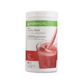 美国 HERBALIFE/康宝莱 蛋白混合饮料/奶昔(草莓味) 750g*罐