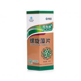 康恩贝 螺旋藻片(筒装)0.25g*12片*28袋/筒