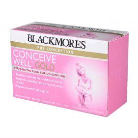 澳洲 Blackmores/澳佳宝 孕前黄金营养素 28粒+28粒