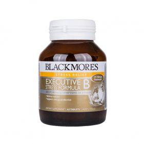 澳洲 Blackmores/澳佳宝 维生素B族 62片*瓶