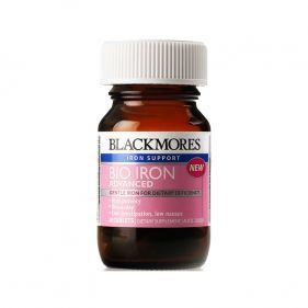 澳洲 Blackmores/澳佳宝 活性铁加强版 30粒*瓶