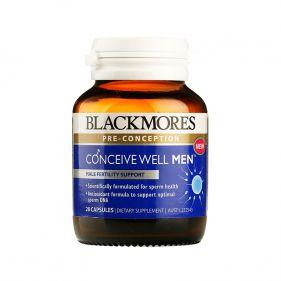 澳洲 Blackmores/澳佳宝 男性备孕黄金营养素 28片*瓶