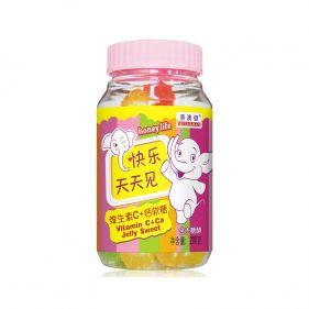 美澳健 维生素C加钙软糖 200g*罐