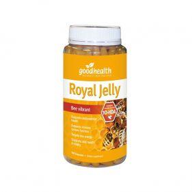 新西兰 goodhealth/好健康 蜂王浆胶囊 365粒*瓶