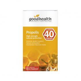新西兰 goodhealth/好健康 蜂胶胶囊 200粒