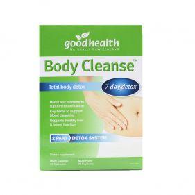 新西兰 goodhealth/好健康 七日排毒套装  60粒+90粒