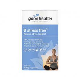 新西兰 goodhealth/好健康 维生素B群减压片 60粒*盒