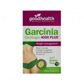 新西兰 goodhealth/好健康 绿茶瘦身胶囊 60粒*盒