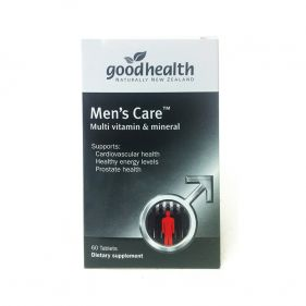 新西兰 goodhealth/好健康 男性综合维生素 60粒