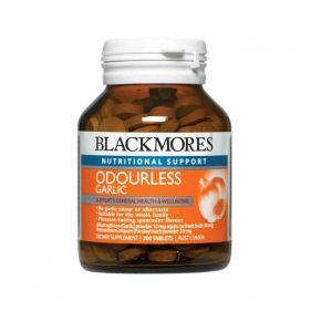 澳洲 Blackmores/澳佳宝 无味大蒜精华片  200粒*瓶