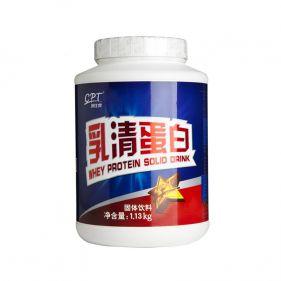 康比特 乳清蛋白粉(巧克力味/香草味) 1130g*瓶