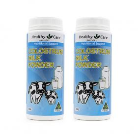 2瓶装| 澳洲 Healthy Care 牛初乳粉 300g*瓶