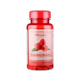 美国 Puritan's Pride/普丽普莱 树莓酮覆盆子酮提取物胶囊 100mg*60粒
