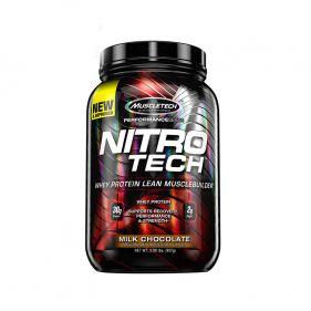 美国 MUSCLETECH/肌肉科技 正氮蛋白粉重2磅 907g*瓶