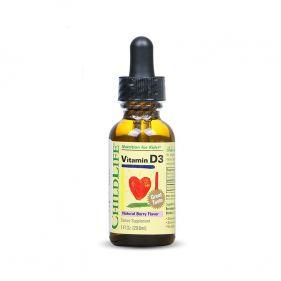 美国 童年时光/CHILDLLFE 维生素D3滴剂 29.6ml*瓶