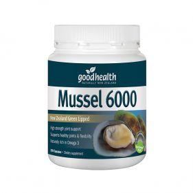 新西兰 goodhealth/好健康 高含量青口精胶囊 300粒*瓶