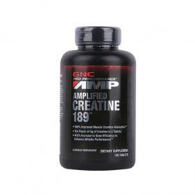 美国 GNC/健安喜 肌酸片 1250mg*120片