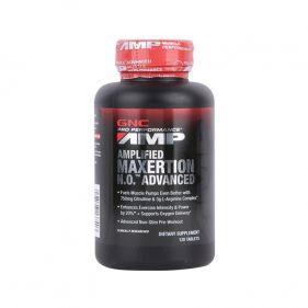 美国 GNC/健安喜 精氨酸氮泵组合 1650mg*120片