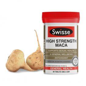 澳洲Swisse 男性高浓度玛卡片 3g*60片
