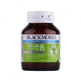 澳洲 Blackmores/澳佳宝 浓缩维生素B族 75粒*瓶