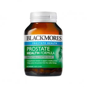 澳洲 Blackmores/澳佳宝 番茄红素前列腺康复合胶囊 60粒*瓶