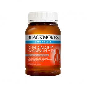 澳洲 Blackmores/澳佳宝 活性钙镁+维D 200片*瓶