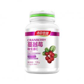 汤臣倍健 蔓越莓维生素c 1.2g*90片