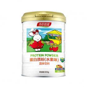 汤臣倍健 蛋白质粉水果味 600g *桶