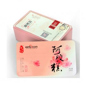 福尚康阿胶糕 固元膏 东阿阿胶糕无糖型 500g*盒