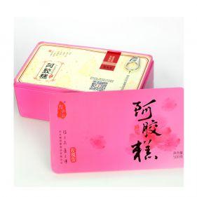 福尚康 东阿即食阿胶糕 玫瑰型 500g*盒
