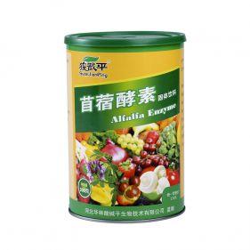 河北华林酸碱平 苜蓿酵素固体饮料 300克*罐