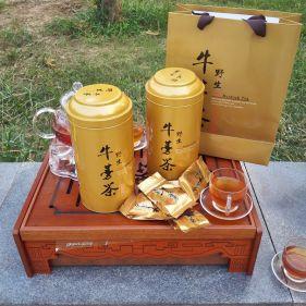 牛蒡茶礼盒装