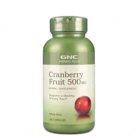 GNC蔓越莓胶囊