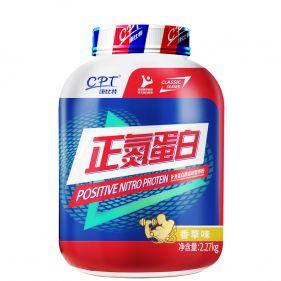 康比特 正氮蛋白粉 香草味 2270g*瓶