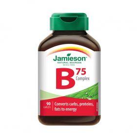 加拿大Jamieson健美生 维生素B族复合片(B75) 90片*瓶